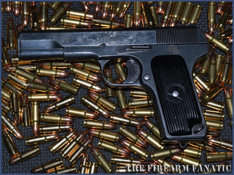 His Handguns